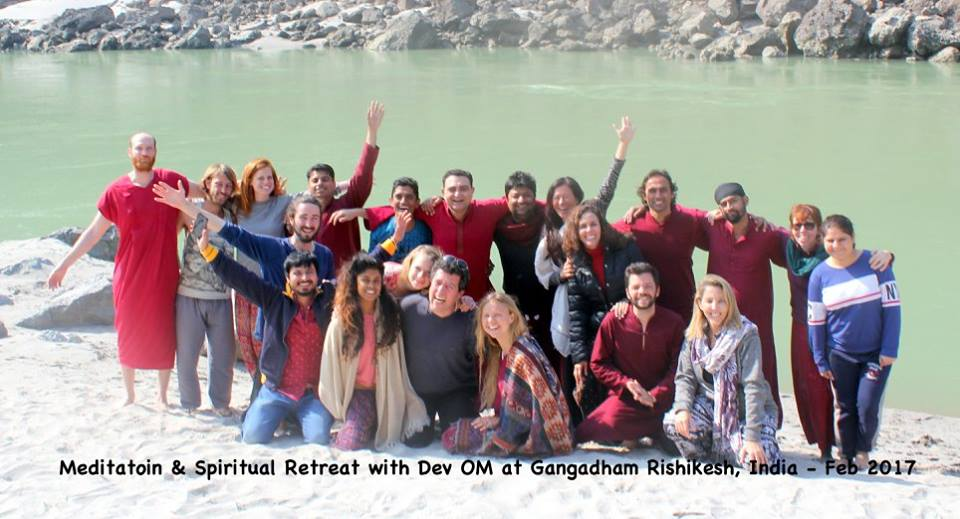 Chakra Teacher Training with Dev OM